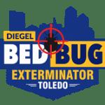 Diegel Bed Bug Toledo logo